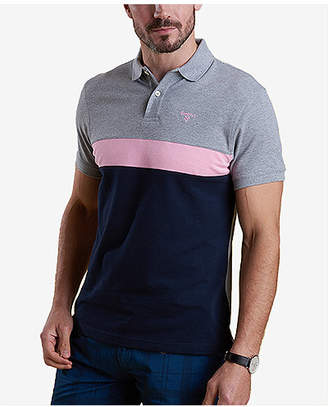 Barbour Men's Gill Colorblocked Polo