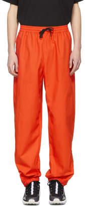 Landlord Orange Ripstop Lounge Pants