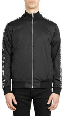 Givenchy Side-Tape Logo Track Jacket