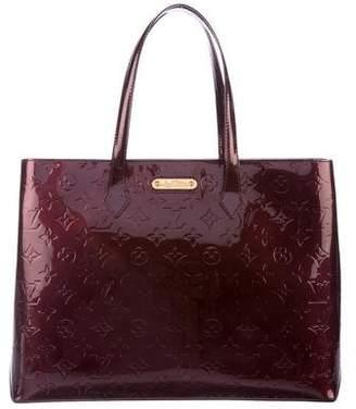 Louis Vuitton Vernis Wilshire GM