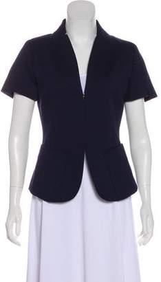 Louis Vuitton Twill Short Sleeve Jacket