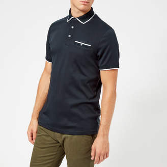 d06335cfd4d629 Ted Baker Navy Polo - ShopStyle UK