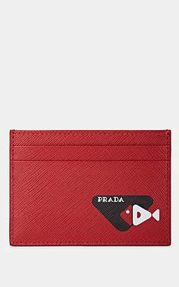 01ee306cdefb ... at Barneys New York · Prada Men's Leather Card Case - Red