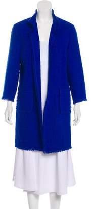 Neiman Marcus Short Tweed Coat