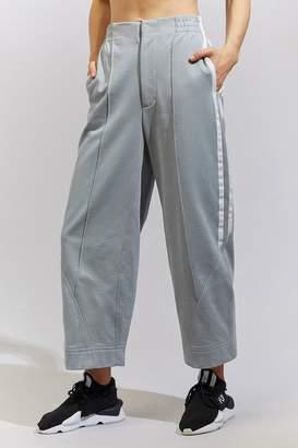 Y-3 Y 3 3/4 Stripe Wide Leg Pant