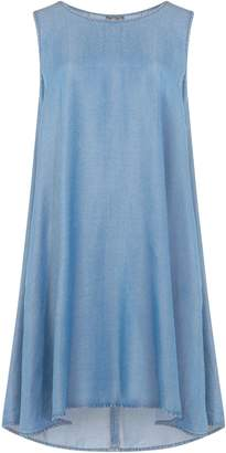 Phase Eight Bryony Chambray Dress