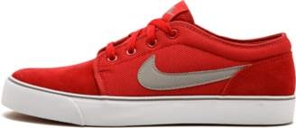 Nike Toki Low TXT Hyper Red/Spirit Grey