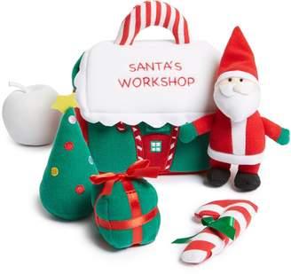 Gund 'Santa's Workshop' Plush Play Set