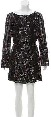 Thakoon Printed Dress