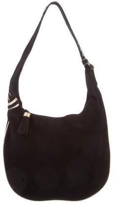 Mayle Suede Hobo Bag