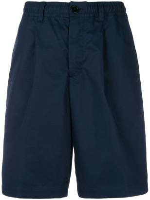 Marni elasticated waistband bermuda shorts