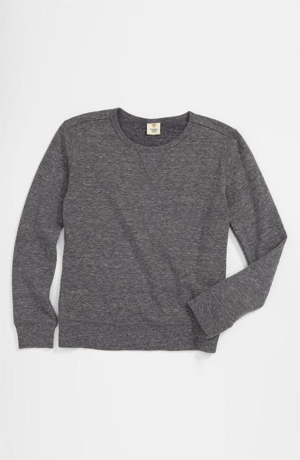Tucker + Tate Crewneck Sweatshirt (Little Boys)