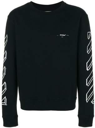 Off-White logo sweatshirt
