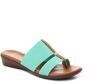 Italian Shoemakers Milla Wedge Sandal - Women's