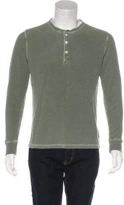 Ralph Lauren Knit Henley T-Shirt