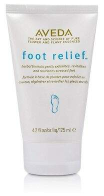 Aveda NEW Foot Relief 125ml Womens Skin Care