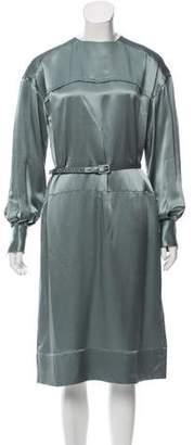 Celine Silk Shift Dress
