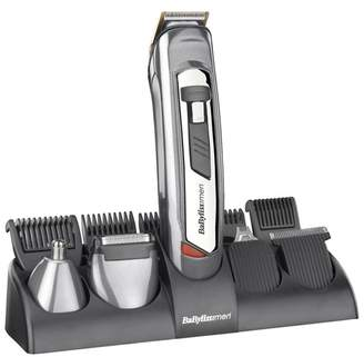Babyliss 10 In 1 Titanium Face & Body Grooming Kit 7235U