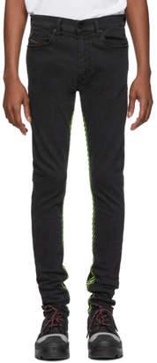 Diesel Grey D-Istort 082AM Jeans