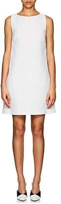 Lisa Perry Women's Bubbles Wool Crepe A-Line Dress - Ivorybone