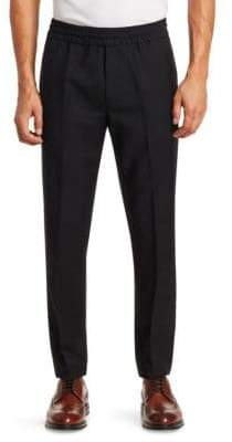 Acne Studios Ryder Solid Cotton Pants