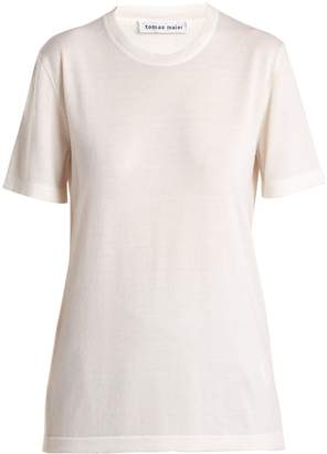 Tomas Maier Baby cashmere-knit T-shirt