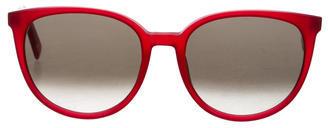 CelineCéline Preppy Oversize Sunglasses