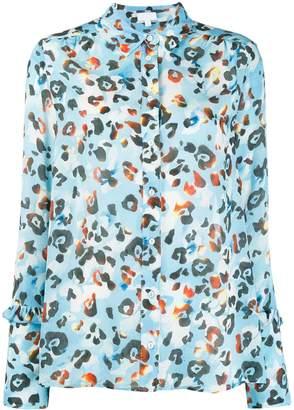 Lala Berlin abstract print shirt