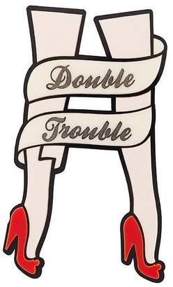 Yazbukey Double Trouble leg pin