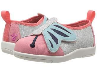 Emu Butterfly Sneaker (Toddler/Little Kid/Big Kid)