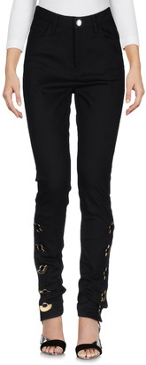 Anthony Vaccarello Denim pants - Item 42595653GH