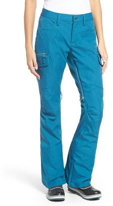 Women's Burton Gloria Waterproof Snow Pants $179.95 thestylecure.com