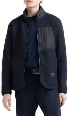 Herschel Sherpa Fleece Full Zip Jacket