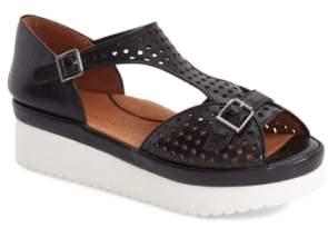 L'Amour des Pieds 'Audric' Platform T-Strap Sandal