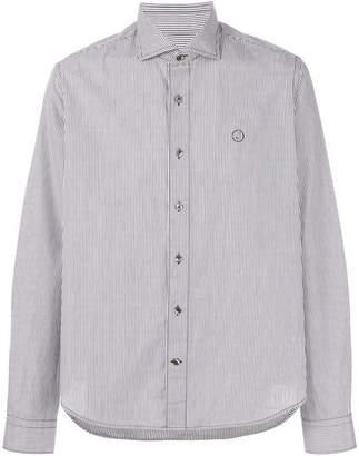 Jeckerson short striped shirt