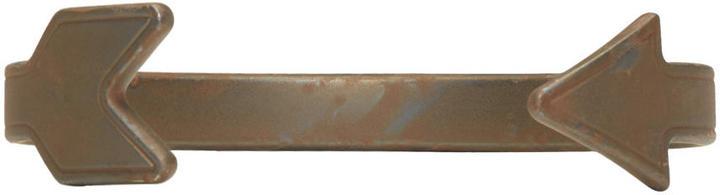 Lanvin Copper Arrow Bracelet