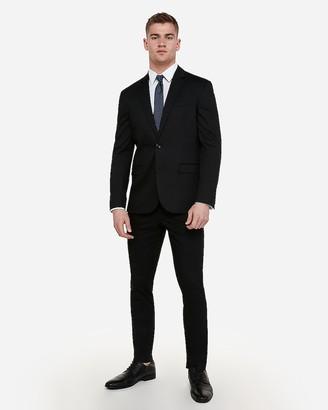Express Slim Performance Stretch Cotton Blazer