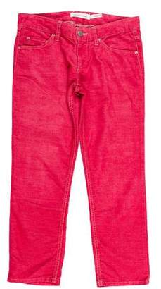 Isabel Marant Low-Rise Skinny Jeans