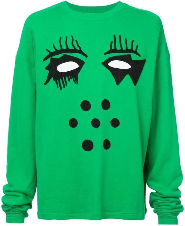 Haculla 'Nobody's Safe' Sweatshirt