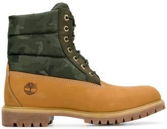 Timberland Premium contrast boots
