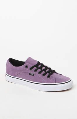 Vans Suede Purple Lampin Shoes