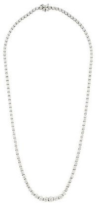 Tiffany & Co. Victoria Graduated Line Necklace $28,995 thestylecure.com