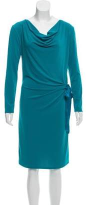 Josie Natori Belted Mini Dress w/ Tags