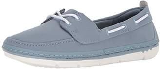 Clarks Women's Step Maro Sand Boat Shoe