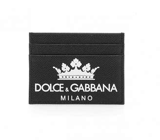 Dolce & Gabbana Black Leather Small Bag, wallets & cases