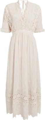 LoveShackFancy Delfina Maxi Dress
