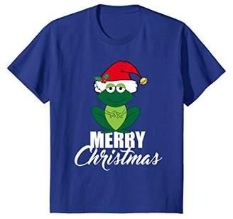 Cute Christmas Frog T-Shirt