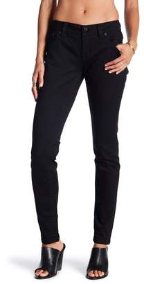 Miss Me Embellished Solid Easy Skinny Jeans