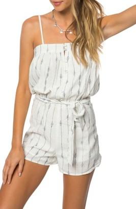 Women's O'Neill Vega Cotton Romper $49.50 thestylecure.com