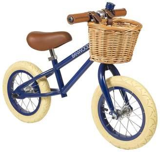 Banwood First Go Navy Bike + Helmet Combo